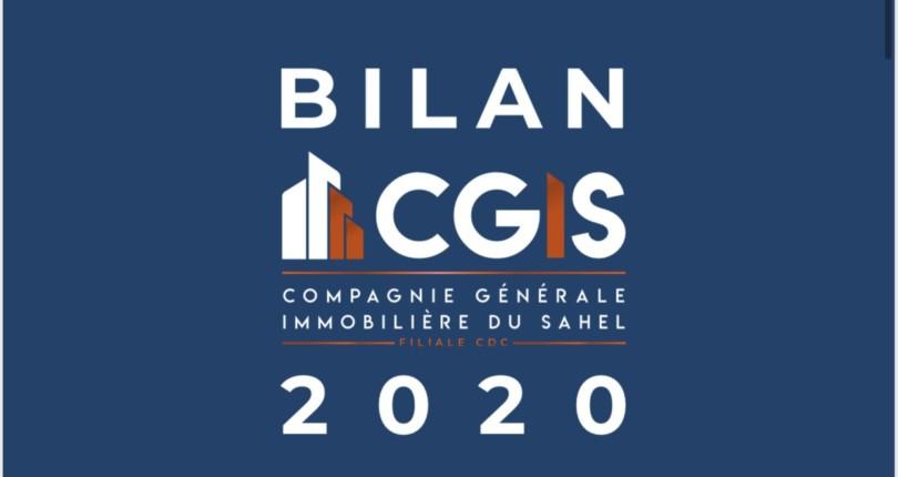 Le bilan de la CGIS au courant de l'exercice 2019-2020